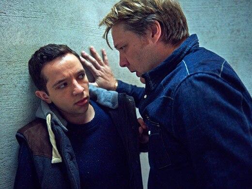 Greg and Finn
