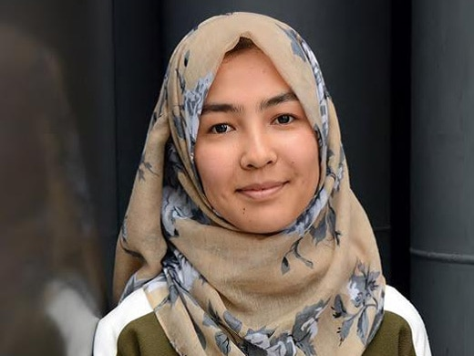 Shukria Rezaei