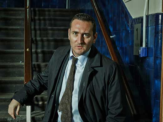 Detective Constable Spike Tanner