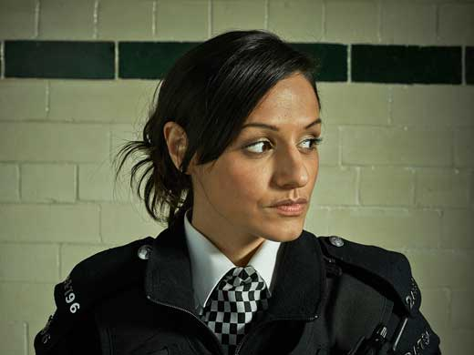 Police Constable Tegan Thompson