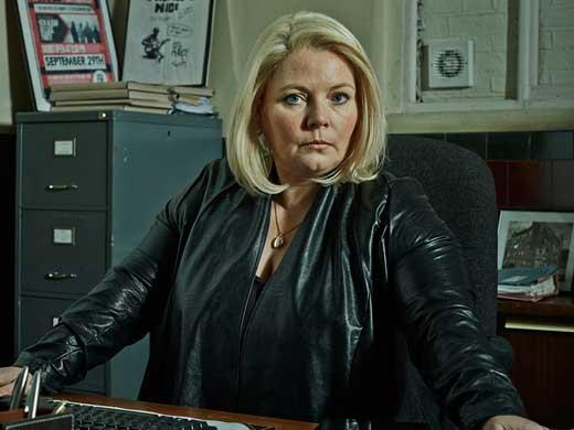 Detective Inspector Vivienne Deering