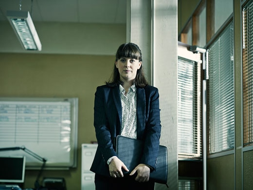 Episode 1 of No Offence