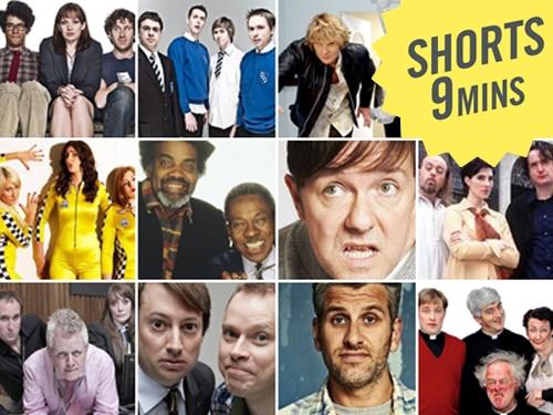 Comedy on 4: Picks - Sitcoms brand image