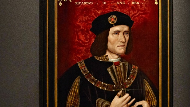 Portrait of Richard III