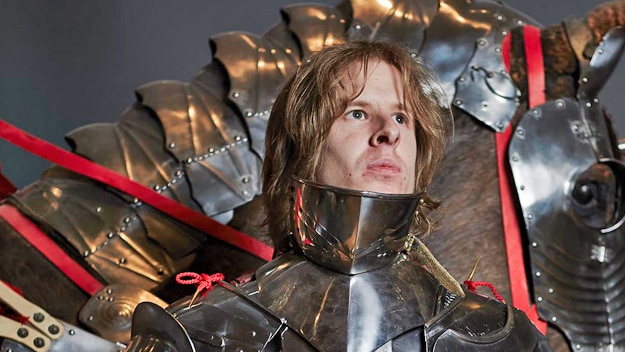 Richard III's body double