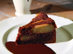 image-of-chocolate-and-pear-cake