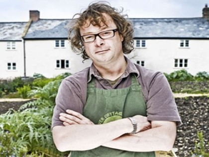 Hugh on River Cottage Spring