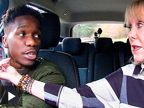 Tinchy Stryder's Mobile Madness