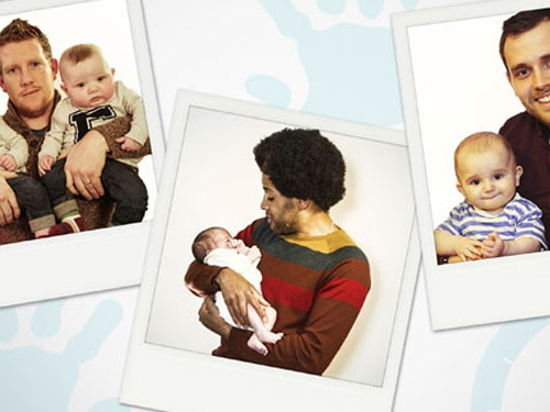 One Born Every Minute: The Dads