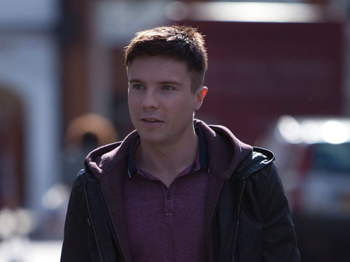 Joe Dempsie - Chris Cooper