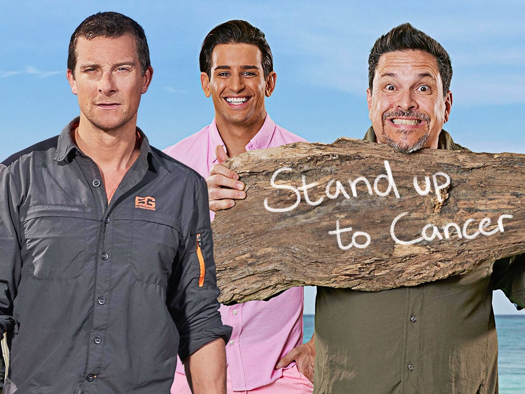 Celebrity Island with Bear Grylls