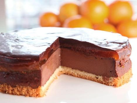 Jaffa Cake Cheesecake Recipe Sunday Brunch