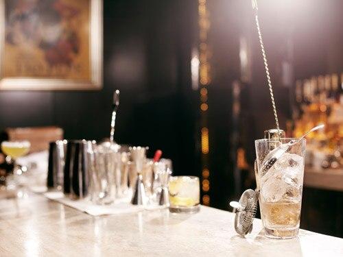 Ernest Reid's Vegan Cocktails