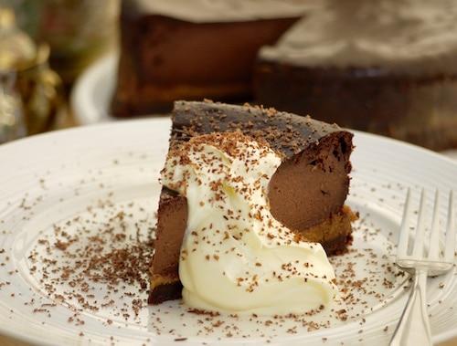 Millionaire Cheesecake Recipe