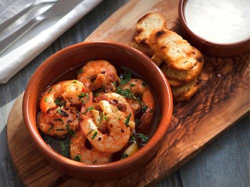 Garlic Flat Bread Recipe