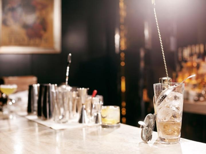 Ian Burrell's 'Rumantic' Valentines Cocktails