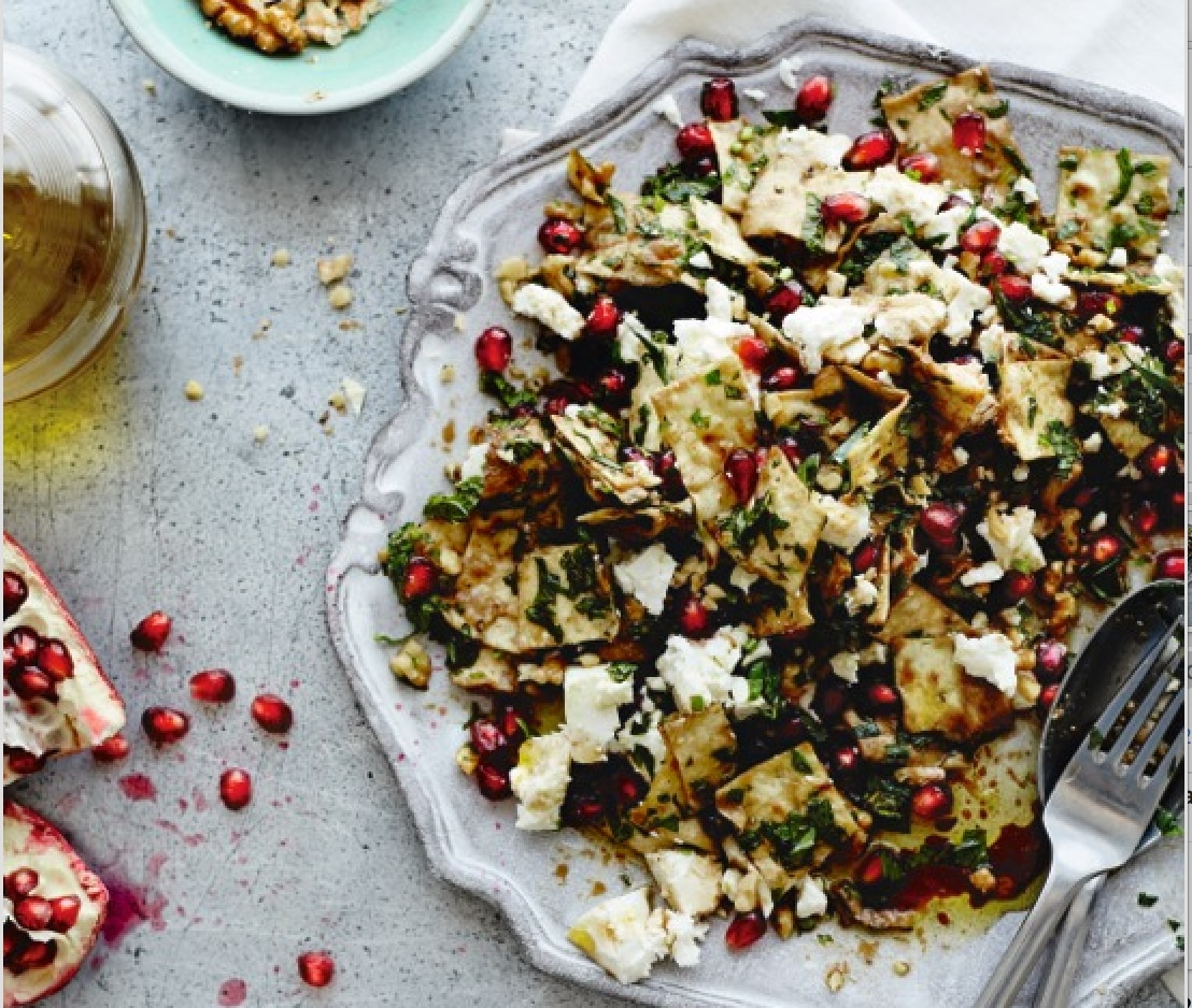 Persian New Year recipes