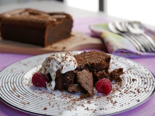 Ugly Squishy Chocolate Cake Recipe
