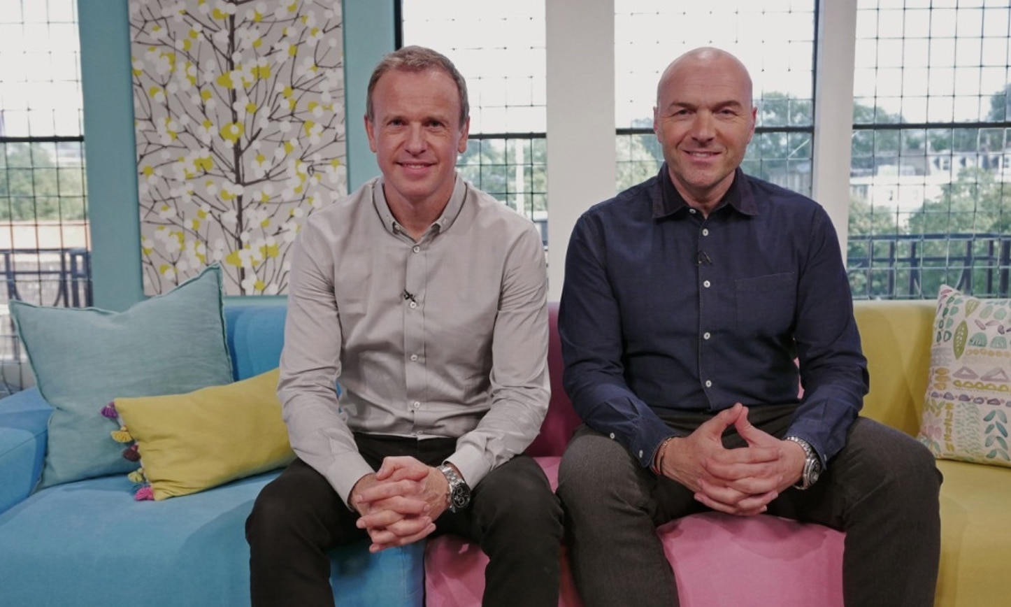 Vote for Sunday Brunch in the National Television Awards