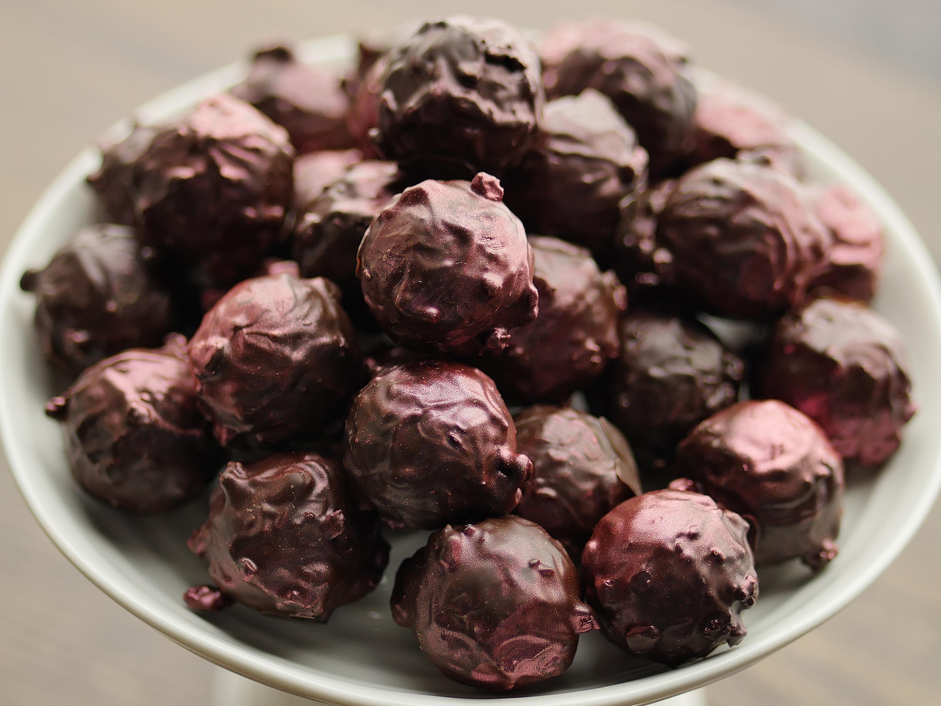 Valentine's Chocolate Treats