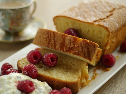 Olive Oil and Sherry Cake Recipe
