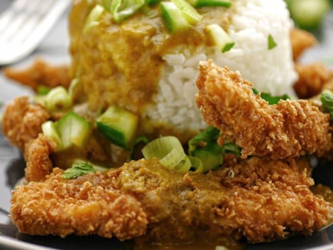 Sunday brunch articles chicken katsu curry recipe all 4 chicken katsu curry forumfinder Gallery