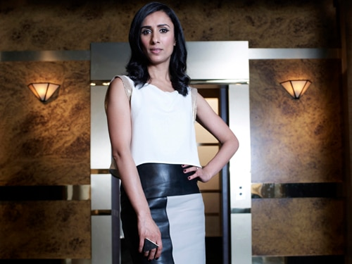 Anita Rani from Four Rooms
