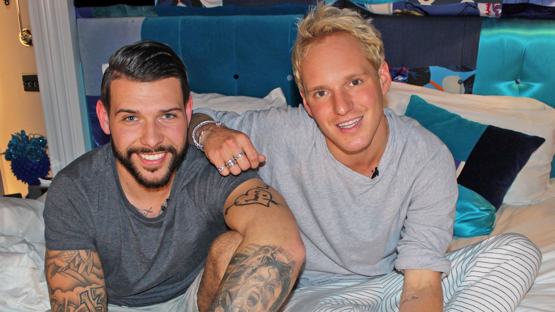 Jay and jamie Laing