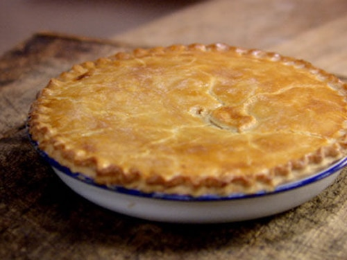 Classic Chicken and Leek Pie Recipe
