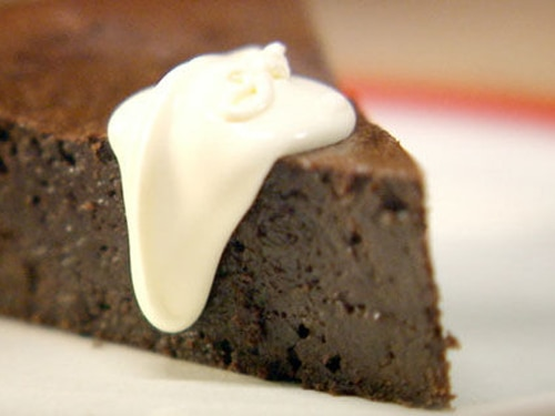 Recipes for broken chocolate cake