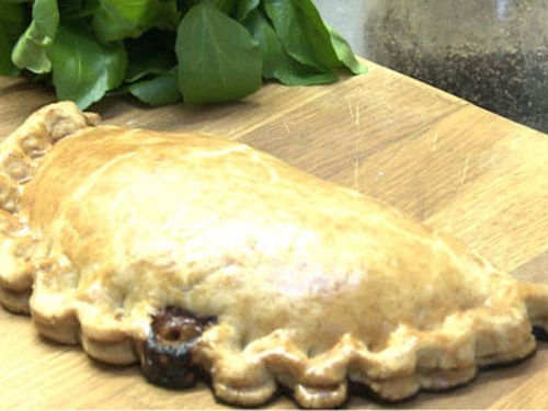 Cornish-style Pasty Recipe