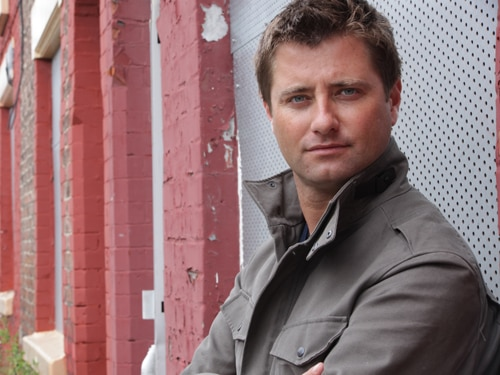 George Clarke on Series 1 of The Great British Property Scandal