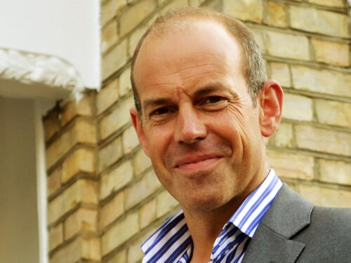 Phil Spencer on Phil's Empty Homes Giveaway