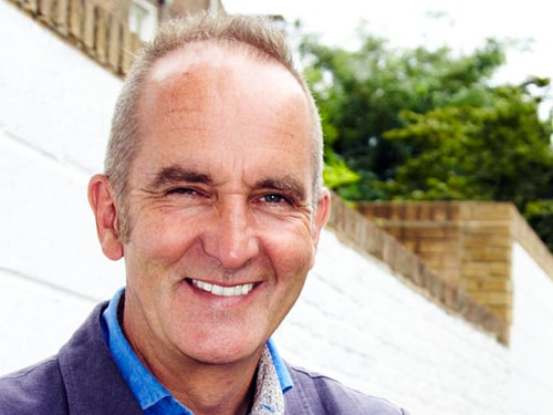 Kevin McCloud on Kevin's Grand Design