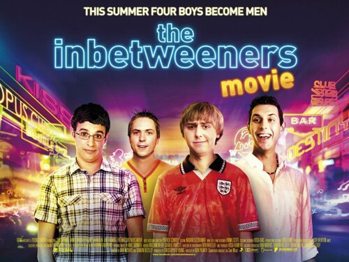 Inbetweeners The Movie
