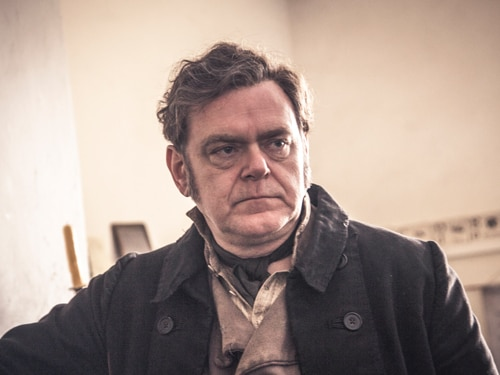 Kevin mcnally downton abbey