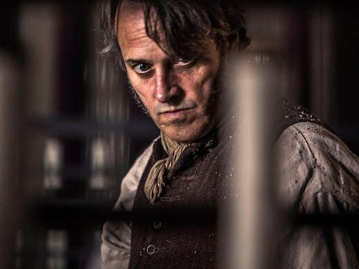 John Howlett (Mark Frost)