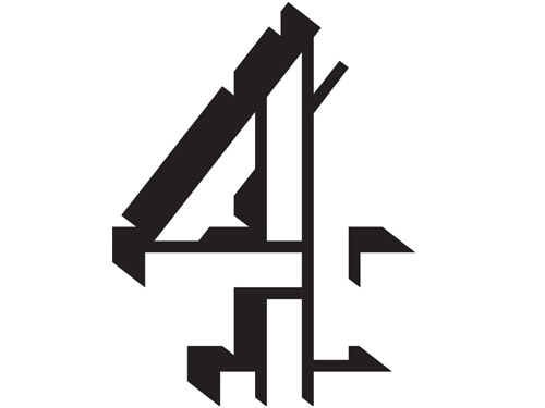 Channel 4 logo for help and support link