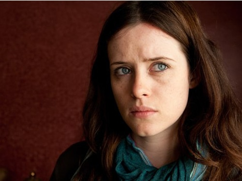 claire foy son
