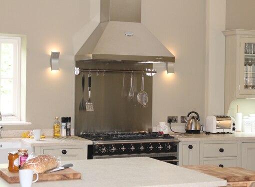 George Clarke's Kitchen Lighting Tips