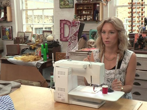 How to: Thread a Sewing Machine