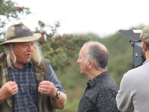 Phil and Tony talk