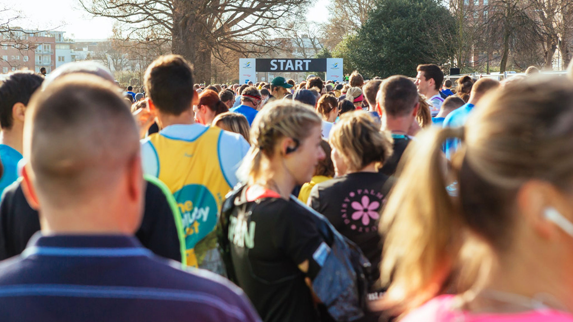 Brighton Marathon 2015 - They do like to be beside the seaside