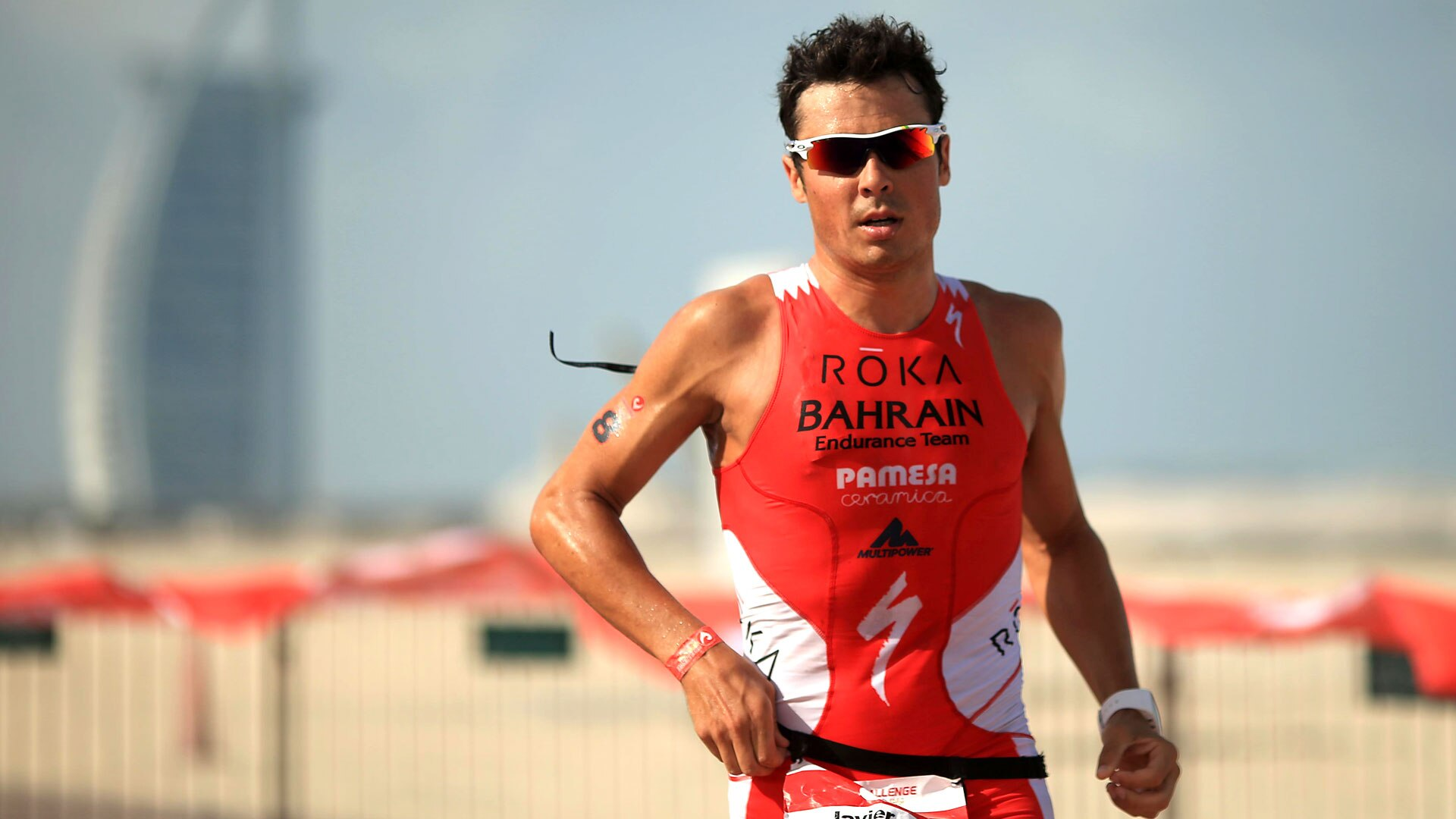 Challenge Dubai - Triathlon's journey from a Parisian suburb to a $1 million prize purse in the Middle East