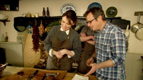 S1-Ep1: River Cottage: Three Go Mad