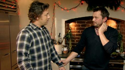 Jimmy's Grow Your Own Christmas Dinner: Celebrity Guest