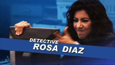 Meet Detective Rosa Diaz