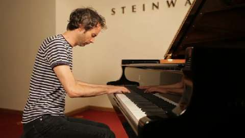 James Rhodes Exclusive Performance