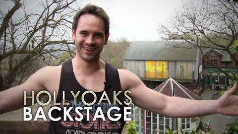 Joe Roscoe is Back in the Hollyoaks Village!