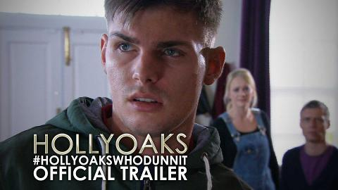 Official #HollyoaksWhodunnit Trailer: The End of Fraser Black